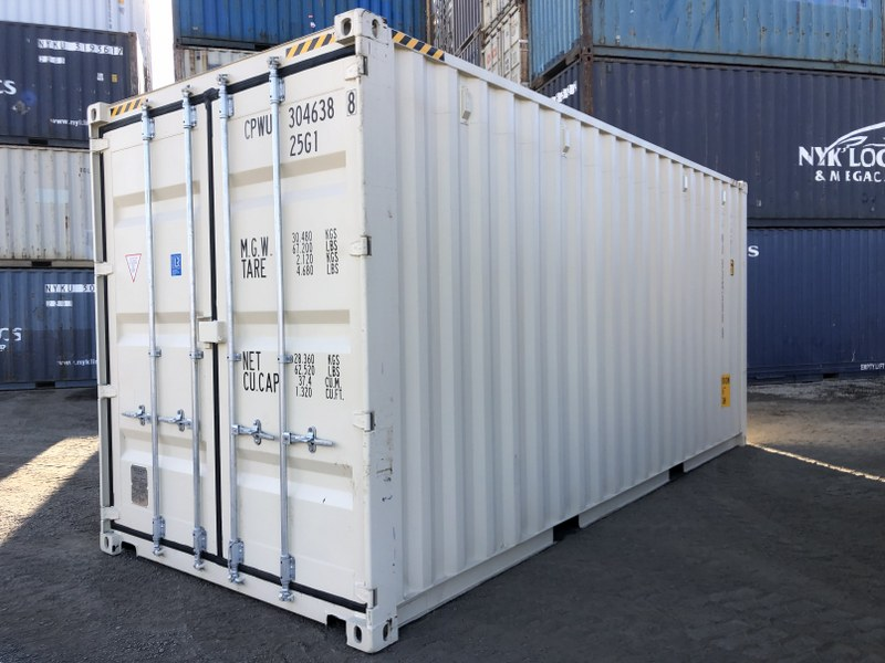new 20 foot shipping containers for sale